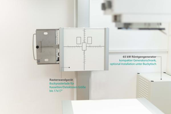Compact XRAY Roentgenanlage